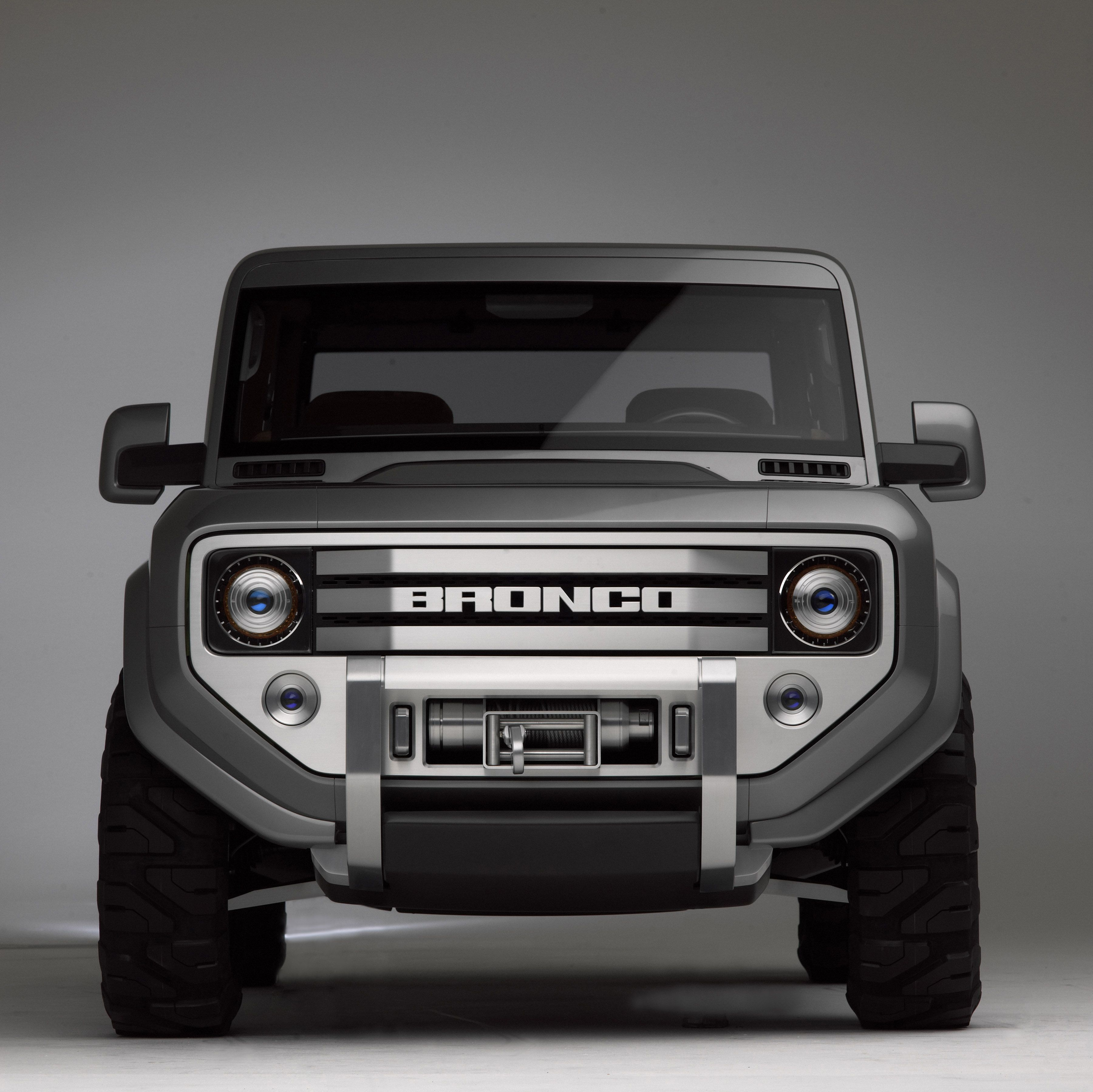 10 Extreme Truck Concepts Ford bronco, Ford bronco
