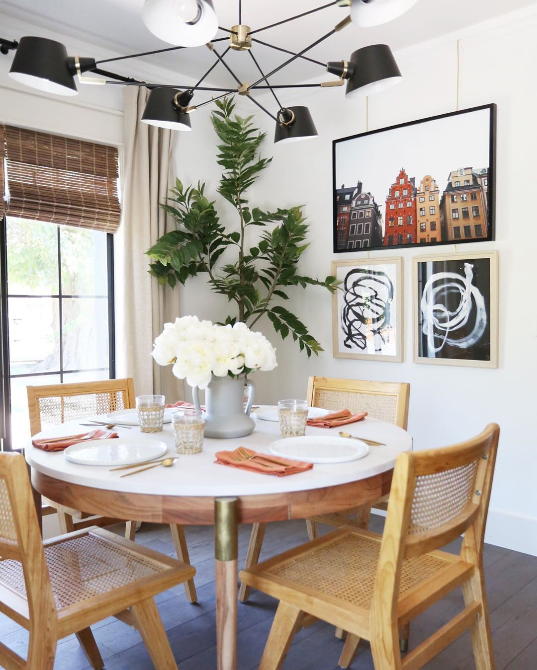 Do It Yourself Mesmerizing Ways To Decorate Your Home Dining Room Colors Dining Room Makeover Dining Room Paint Colors