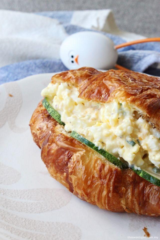 Egg Mayo Sandwich Resep
