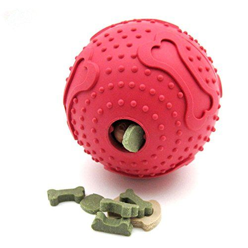 Fastengle Dog Toy Balls For Dogs Treat Ball Dog Toy Pet Snack