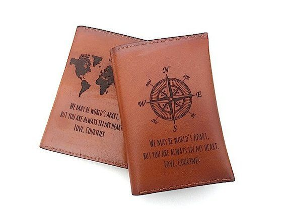 97a4aabe7947 Passport Cover Quote, Leather Passport Holder, Passport Case ...