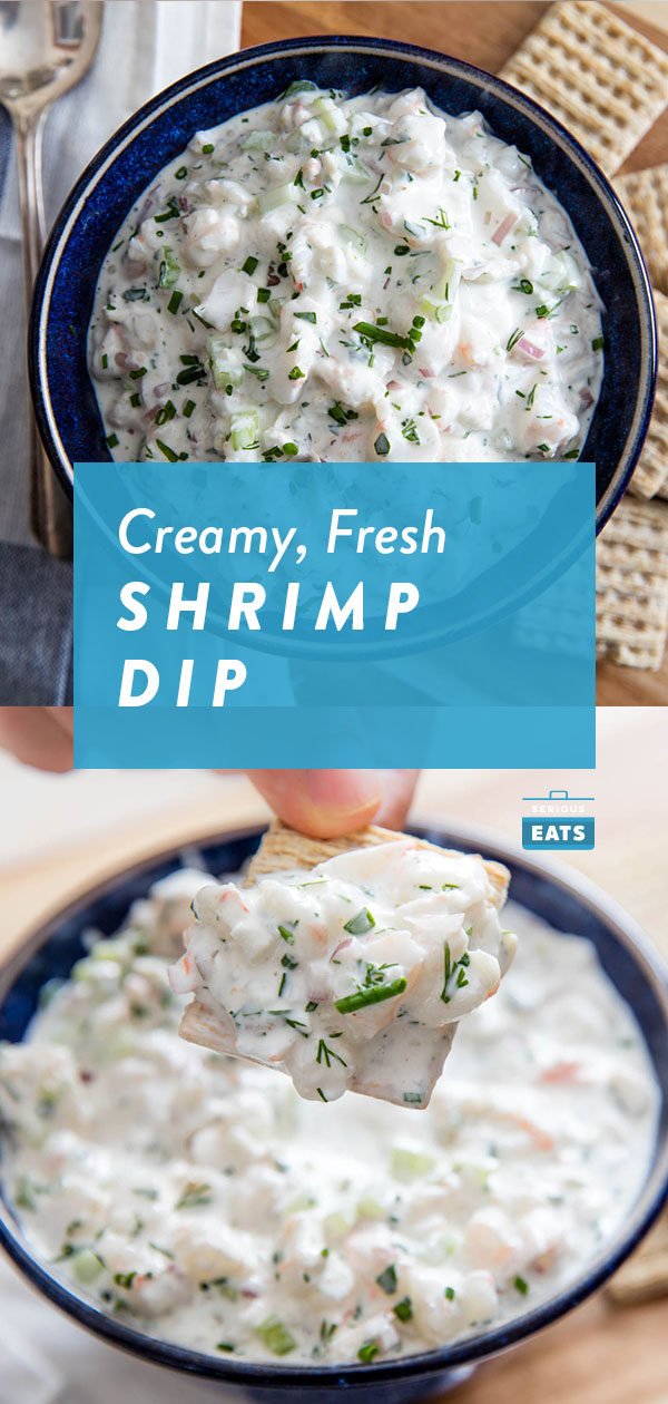 Creamy Shrimp Dip With Shallots Dill And Lemon Recipe Recipe In 2020 Recipes Appetizers And Snacks Shrimp Dip Lemon Recipes