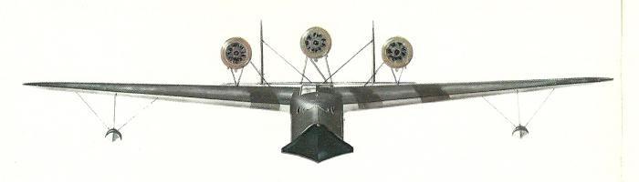 Macchi c.100 I-PLIO Nucleus Communications Ala Littoria, Roma Lido primavera de 1943