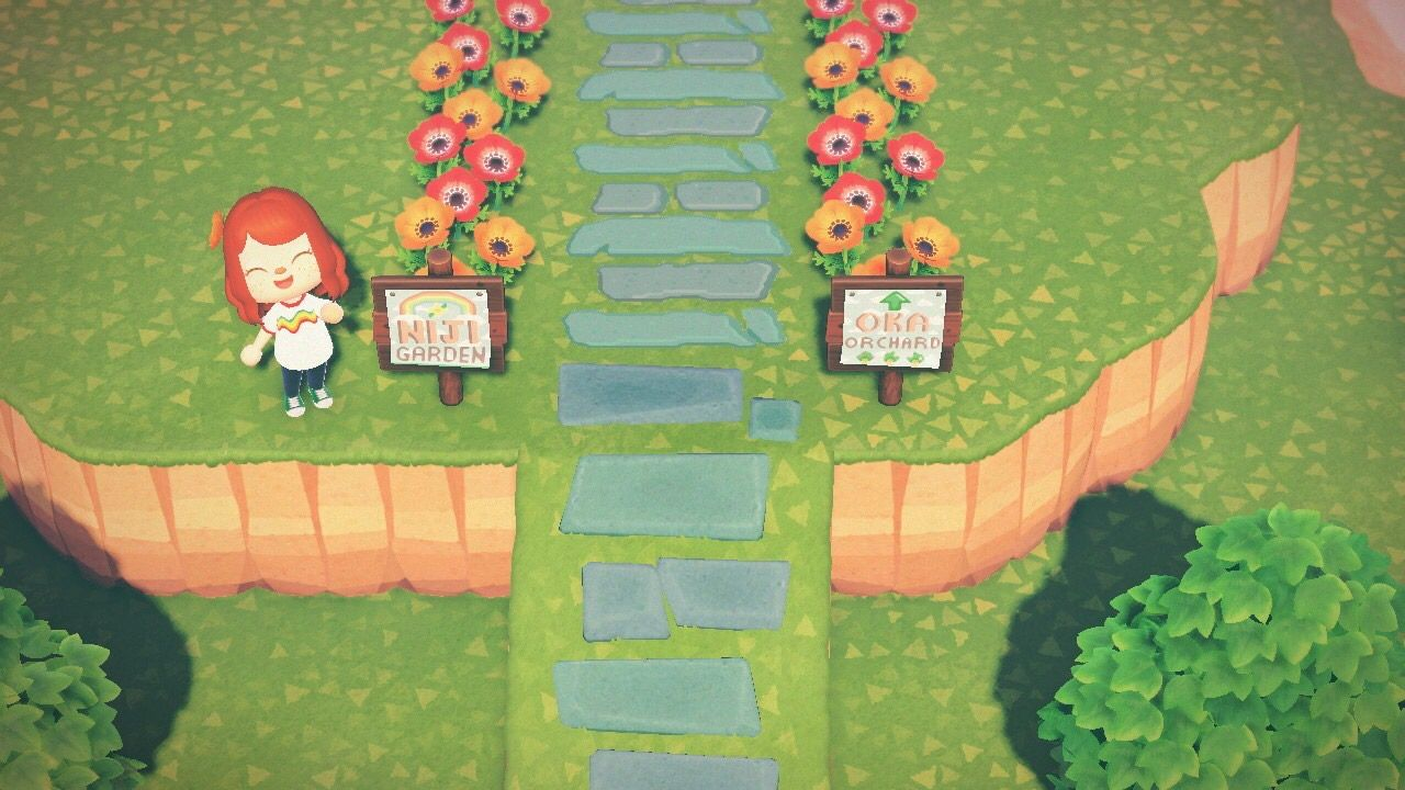 16+ Animal crossing path ideas images