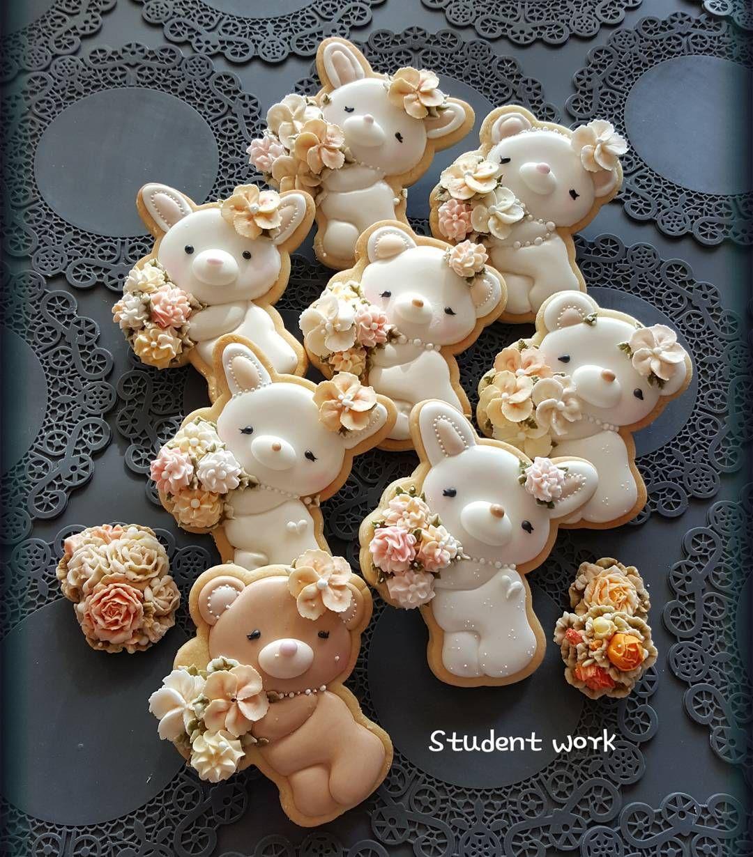 ᆞ ᆞ Student work  ᆞ #icingcookie #아이싱쿠키 #쿠키클래스  #독학 #용인  #icingcookie #아이싱쿠키 #쿠키클래스  #정규반