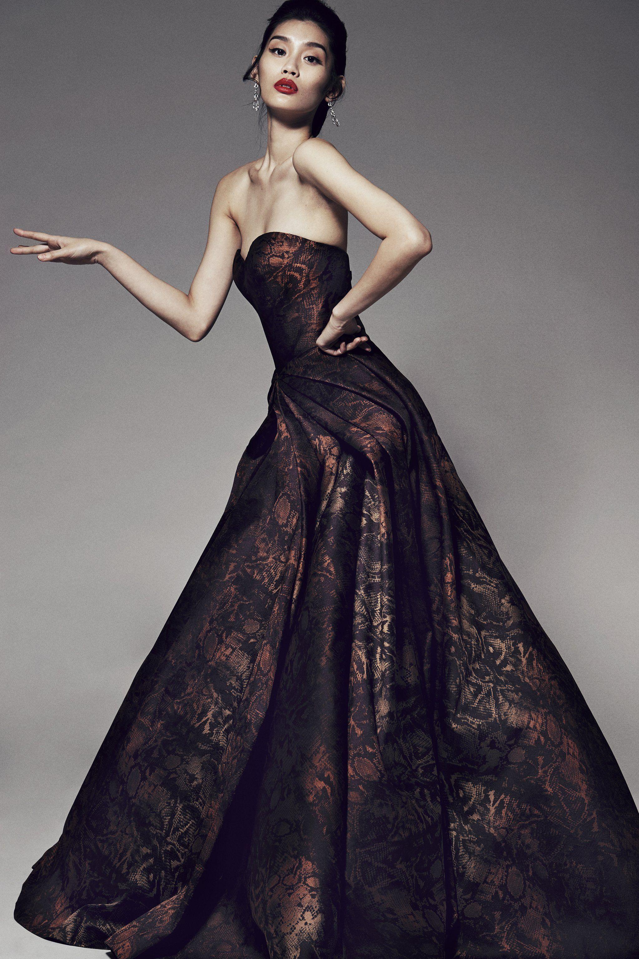 Is Heaven A Parade Of Zac Posen Dresses Zac Posen Dress Dresses Fashion