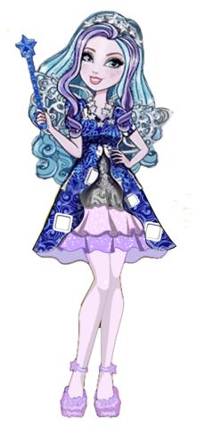 Farrah Goodfairy Daughter Of The Fairy Godmother Ever After High