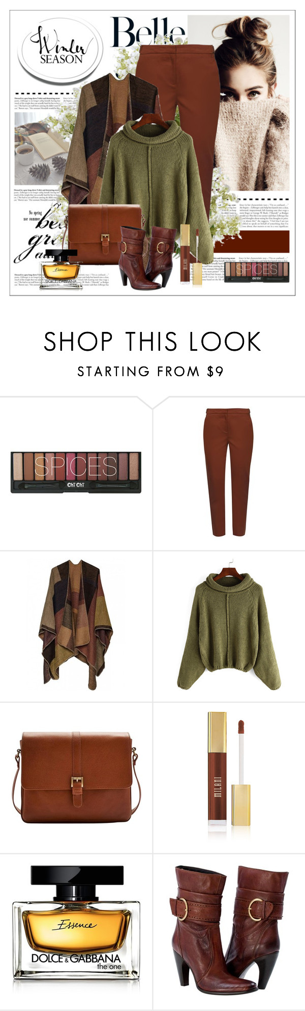 """""""Untitled #753"""" by jennifer-walters ❤ liked on Polyvore featuring Dorothy Perkins, Joules, Dolce&Gabbana and New Growth Designs"""