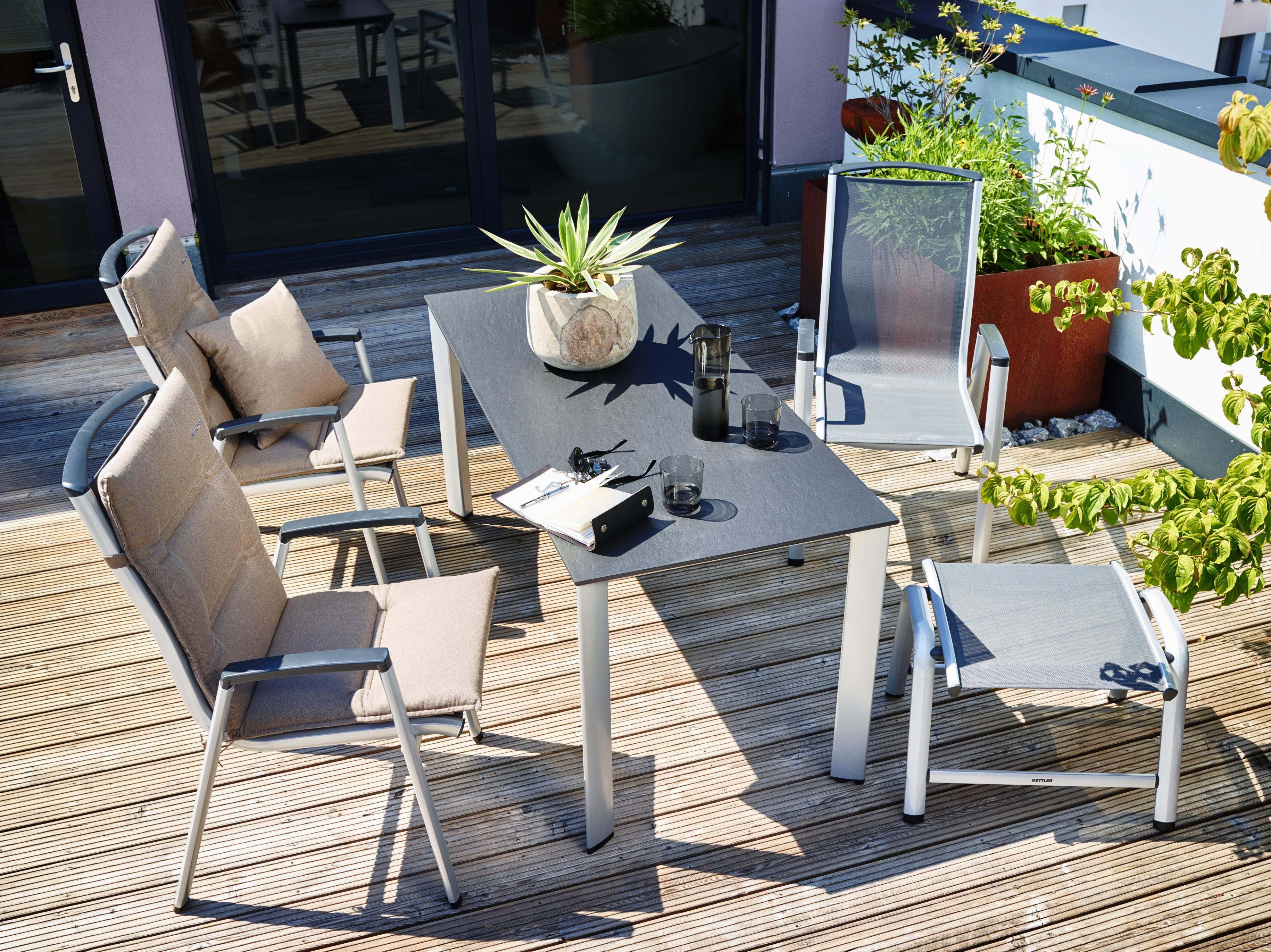 Moderne Sitzgruppe für den Garten Gartenmöbel, Terassenideen