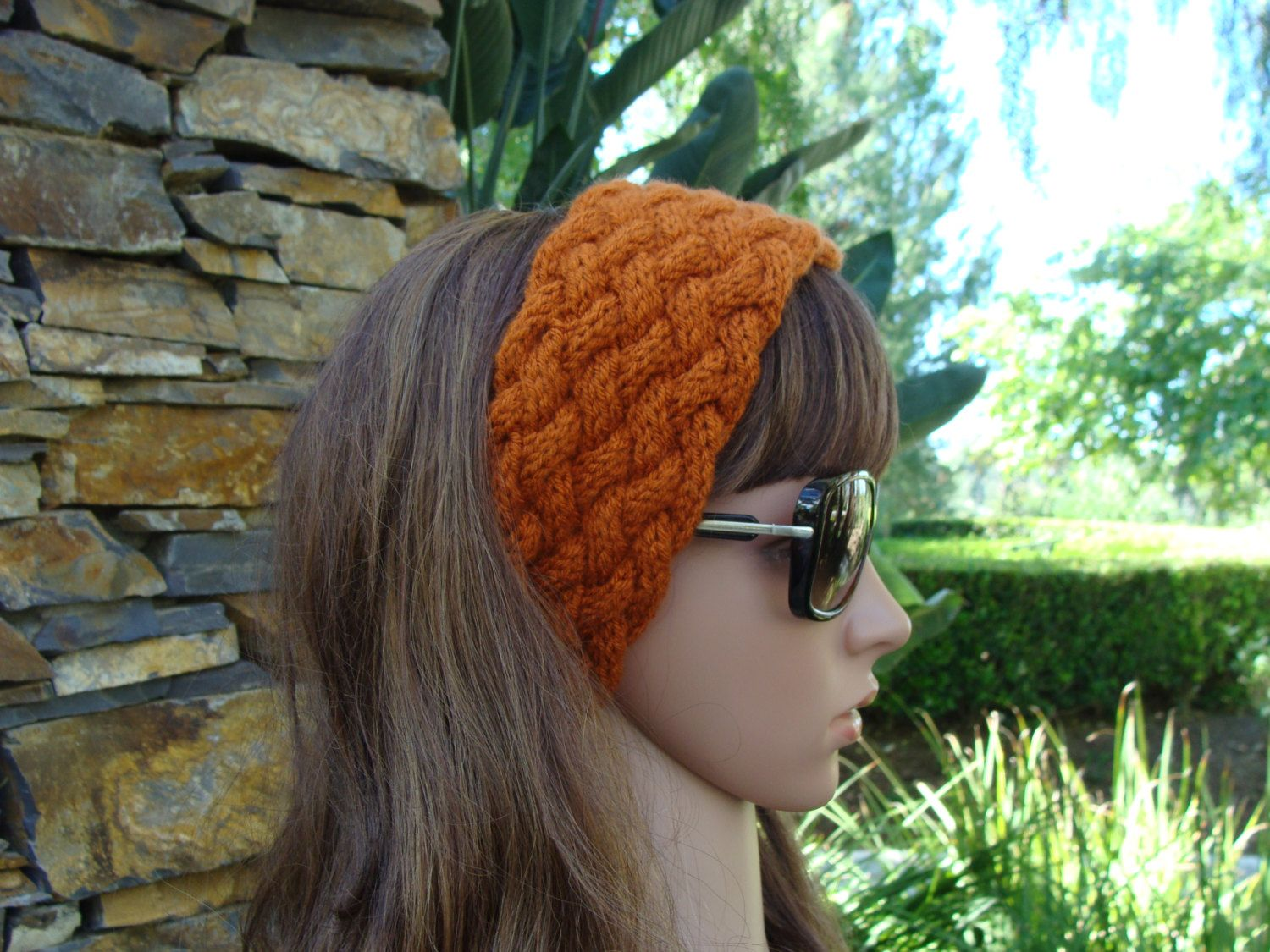 Pattern 21 knit cable headband knit hairband knit hair accessory pattern 21 knit cable headband knit hairband knit hair accessory ear dt1010fo