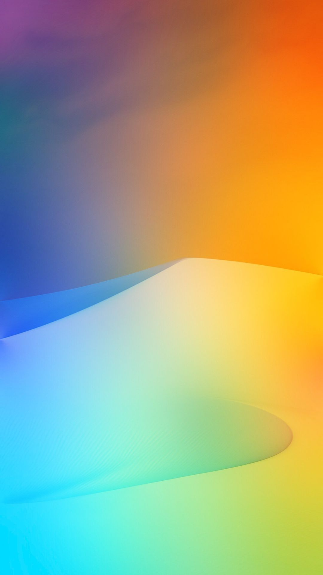 Mojave Gradient Abstract Amoled Liquid Gradient In 2019