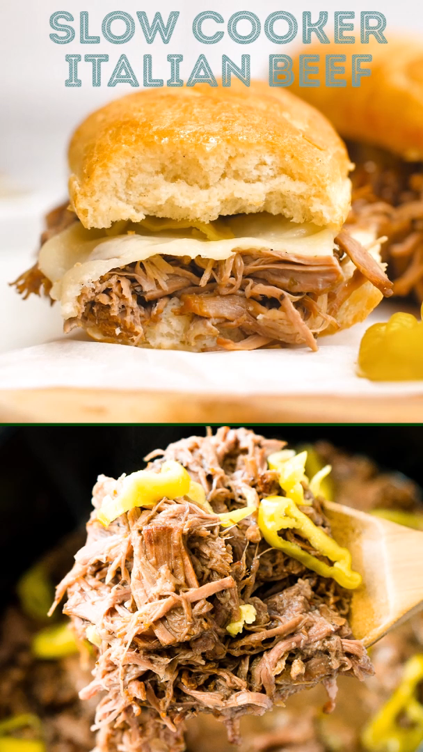 Photo of Slow Cooker Italian Beef