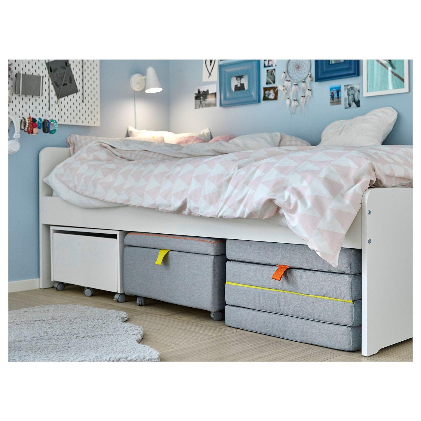 IKEA SLÄKT Mattress, folding in 2020 Ikea, Mattress