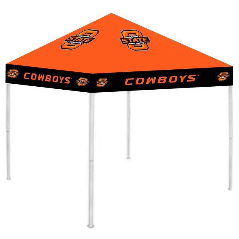 Rivalry NCAA Oklahoma State Cowboys Canopy