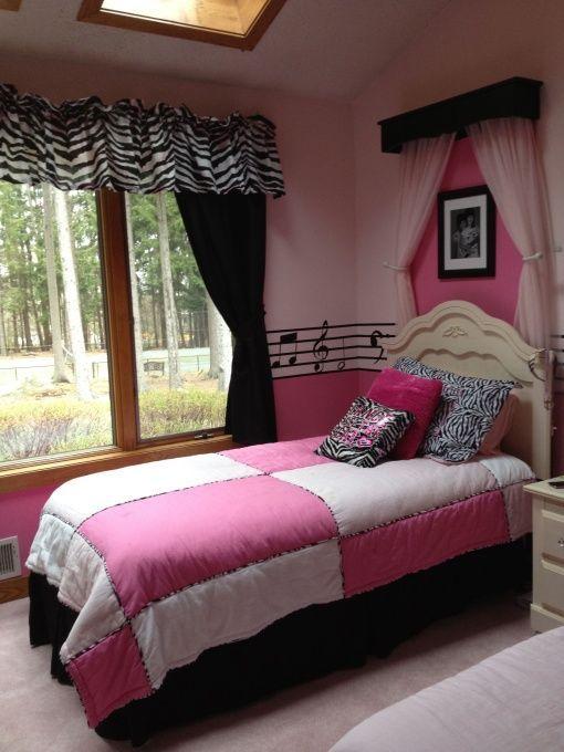 music note bedroom ideas