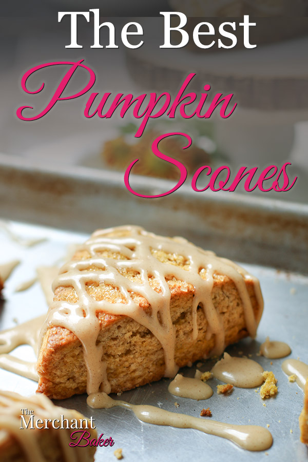 The Best Pumpkin Scones The Best Pumpkin Scones balance the moisture of pumpkin puree with the buttery richness of a good scone. A brown sugar spiced caramel icing tops it off!