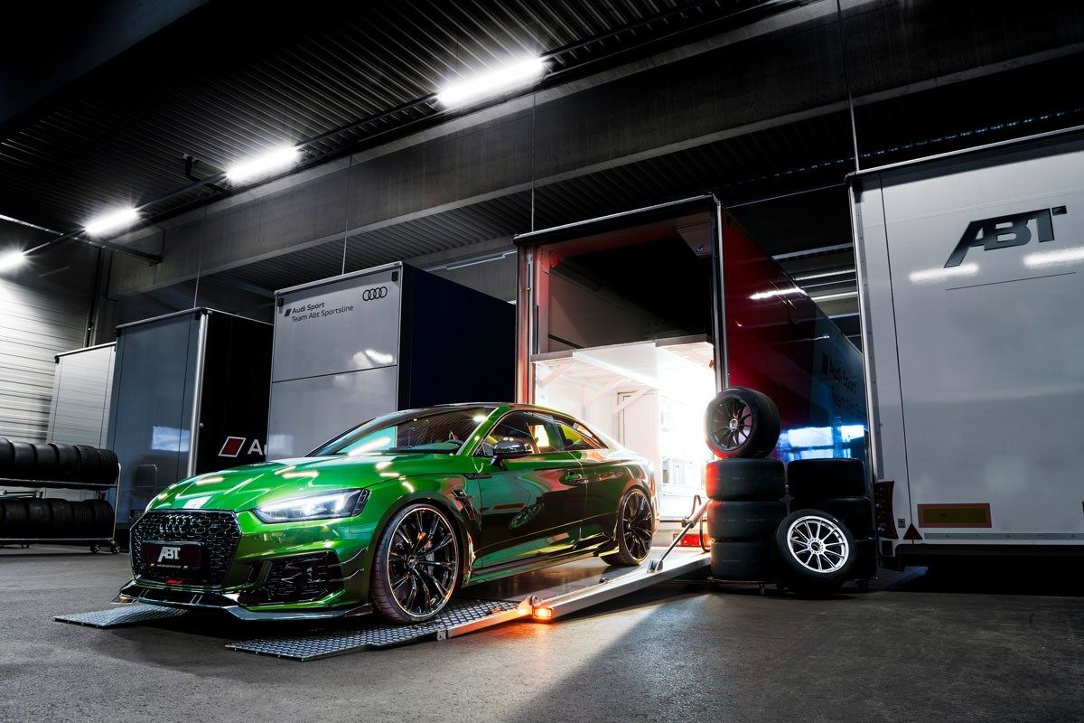 Get Ready For The New 530 Hp Abt Sportsline Abt Rs5 R Audi Rs5 Rs5 Coupe Sports Cars Luxury
