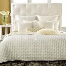 High Quality #manythings Luxury King Coverlet In #luscious Ivory