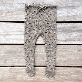 Clover Tights Pattern By Pernille Larsen Baby Tights Baby