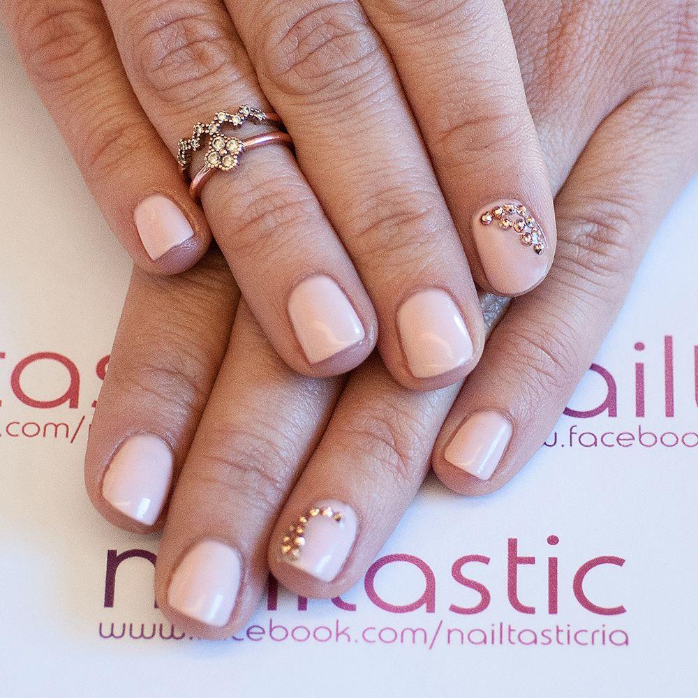 Cuccio Veneer Namaste with Swarovski elements   Nails!   Pinterest ...