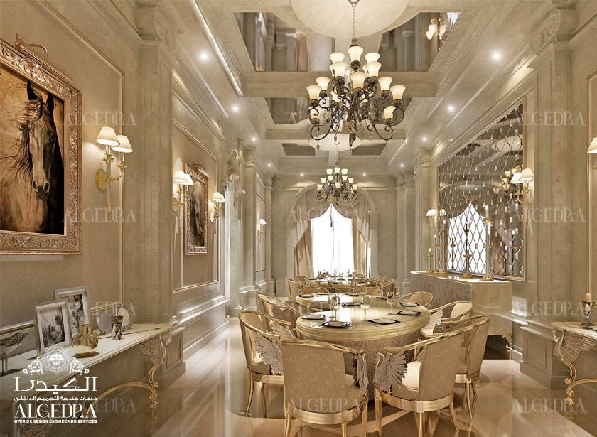 Designs Gallery Algedra Luxury Home Decor Luxury Dining Room