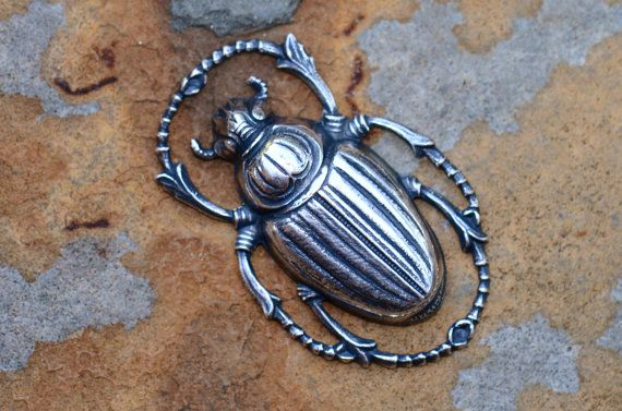 September Finds - Silver and Gold by Cheyenne Le Hale on Etsy