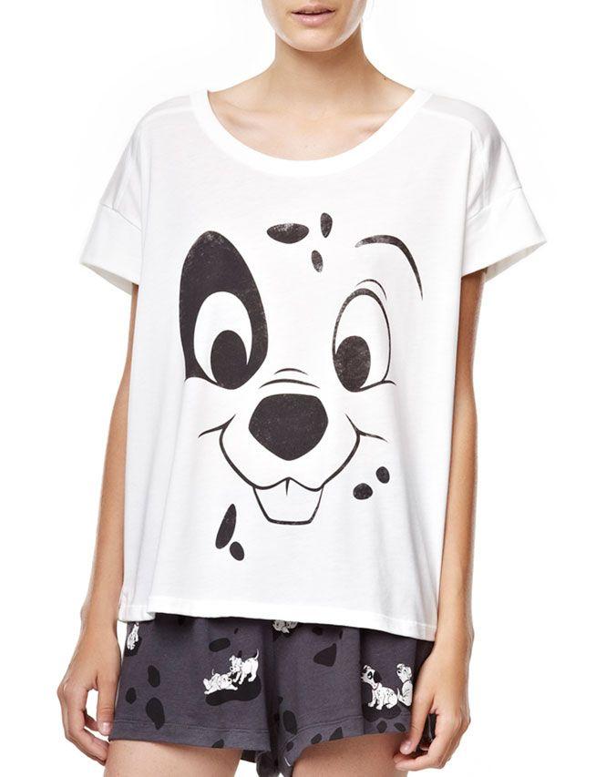 101 Dalmatians top - Oysho & Friends - NEW SEASON - United Kingdom · Disney  Pajamas101 ...