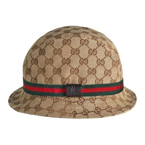 5f2d7c51c70 Gucci - Kids Original GG Fedora in Beige!...Leather tag with embossed gucci  logo and teddy bear. Made in Italy.  ronrobinson  fredsegal  lifesize   girls ...