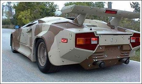 Car Blog Review Cool Camouflage Cars Car Graphics Pinterest - Cool cars blog