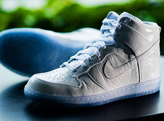 Nike Dunk High & Air Force 1 Low 'White Pack' Pinterest Nike