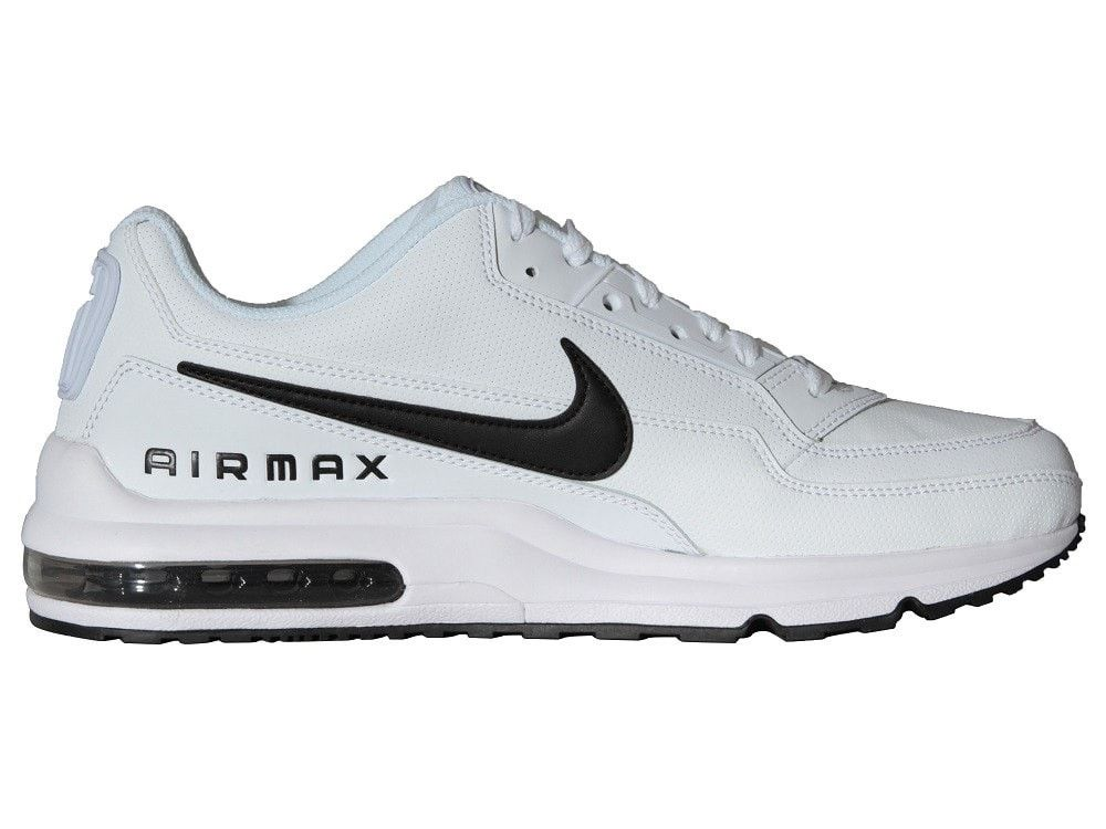 new product 456d4 eb185 Nike Air Max LTD 3 Leather - White   Black – West Brothers