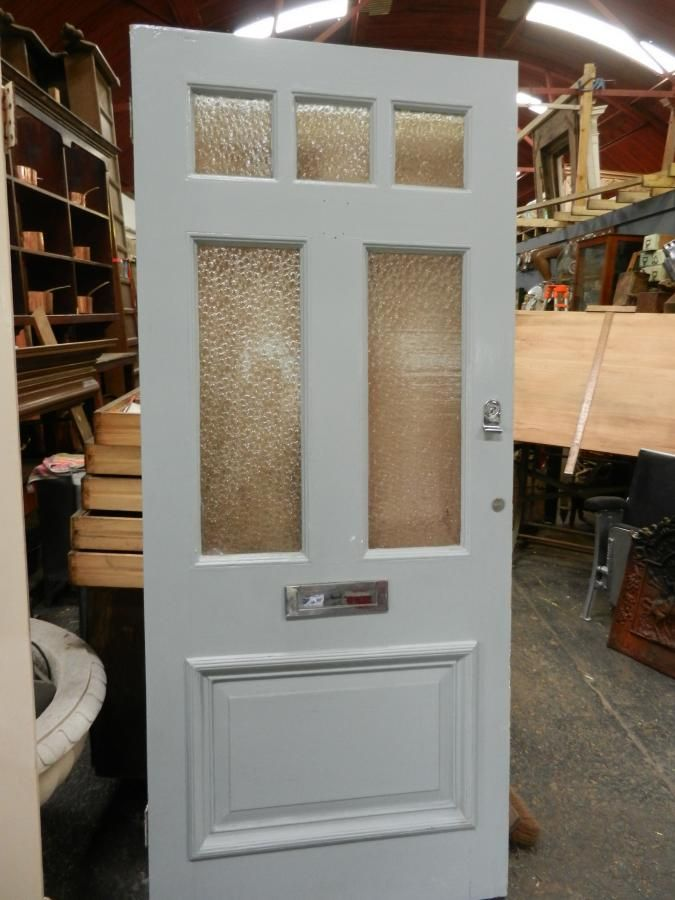 Edwardian Front Door For Sale On Salvoweb From Smiths Architectural