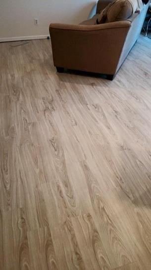 Commercial Grade Floating Vinyl Plank Flooring