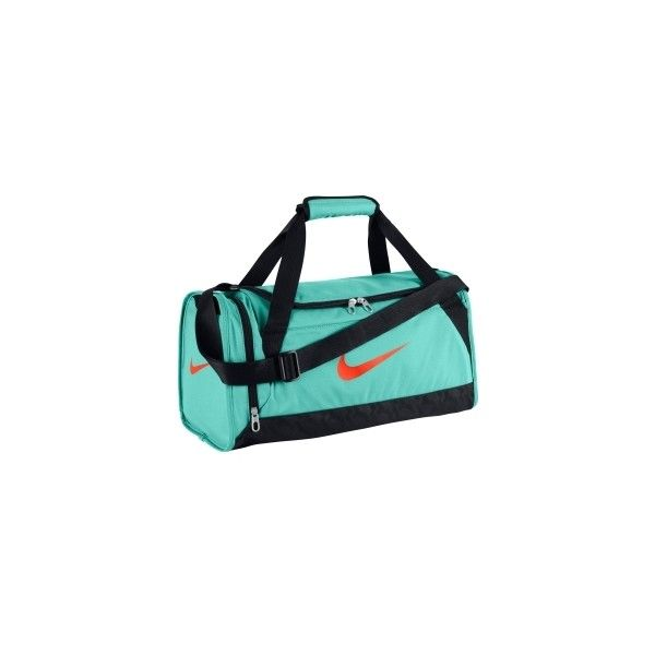 957b018cbe Nike Brasilia 6 X-Small Duffle Bag ( 30) ❤ liked on Polyvore featuring bags