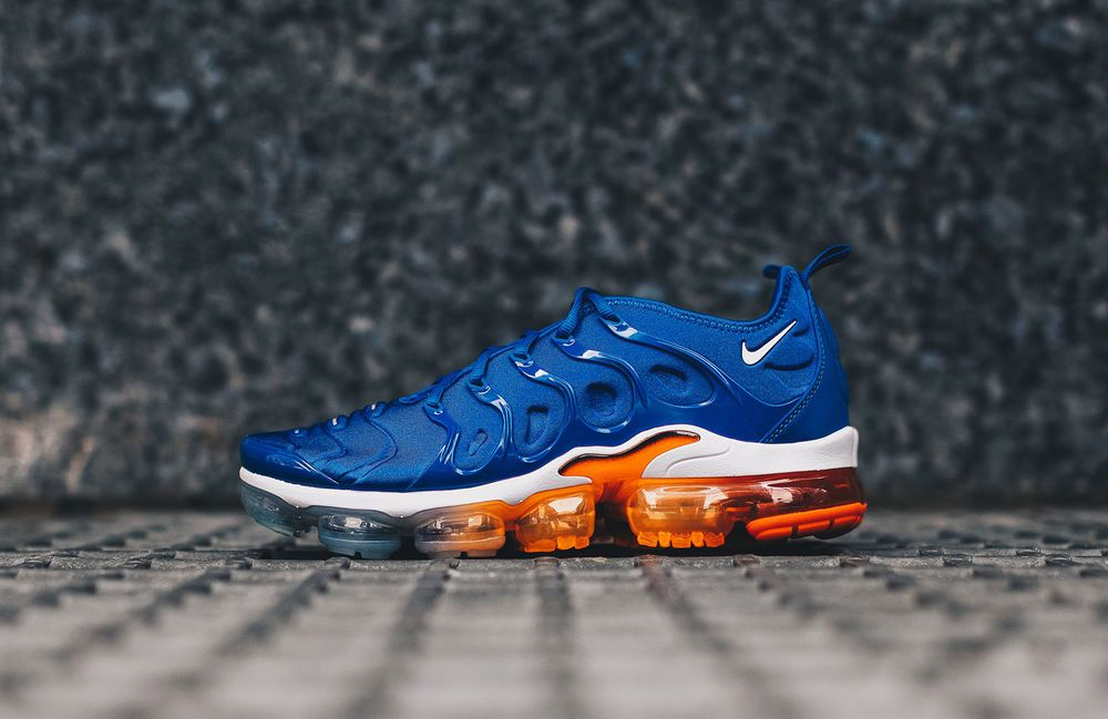 big sale 03255 462b5 Nike Air VaporMax Plus   Game Roya Total Orange   Mens Trainers   AR4791-500   Nike  Lifestyle