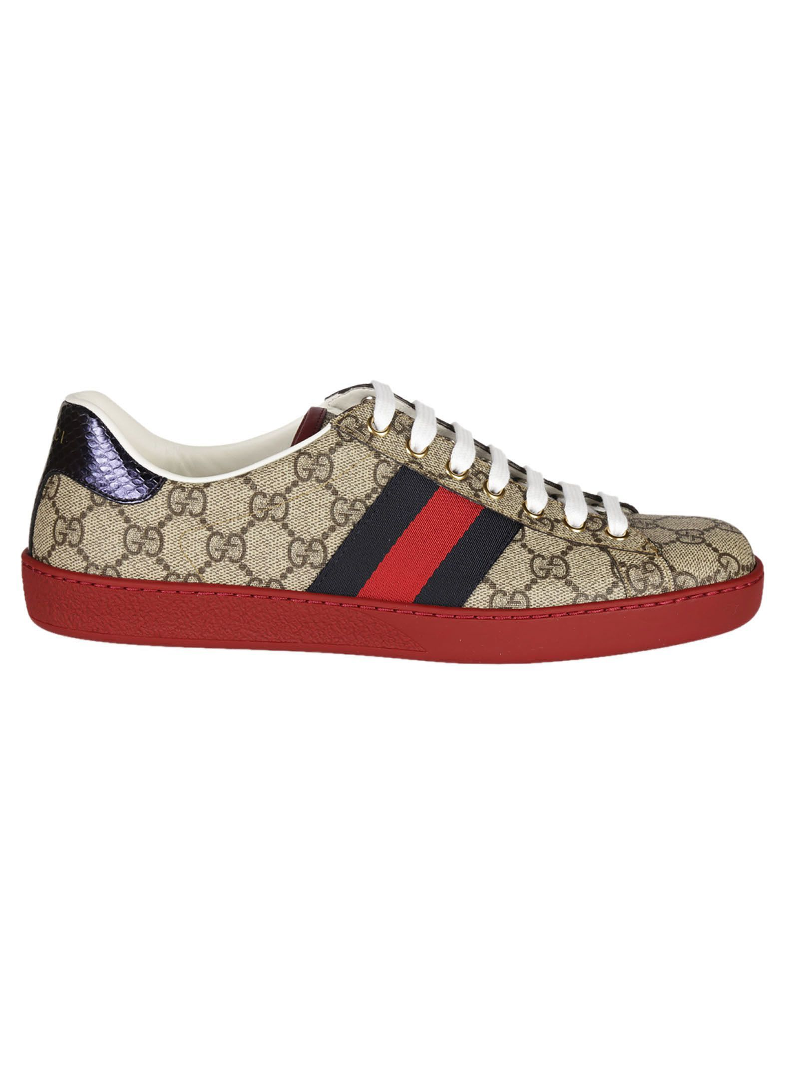 8e2329c6d45 GUCCI ACE GG SUPREME SNEAKERS.  gucci  shoes