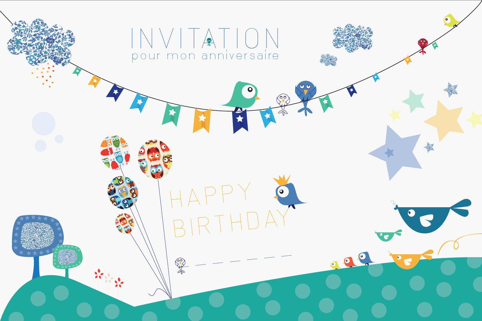 Carte D Invitation D Anniversaire De Mariage Gratuite A Imprimer Fresh C Carte Invitation Anniversaire Cartes Invitation Anniversaire Enfant Carte Anniversaire
