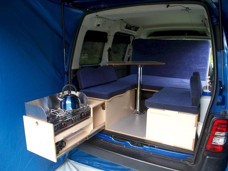 Stunning 95 DIY Camper Van Conversion For Road Trip Vacation Roomodeling Diy