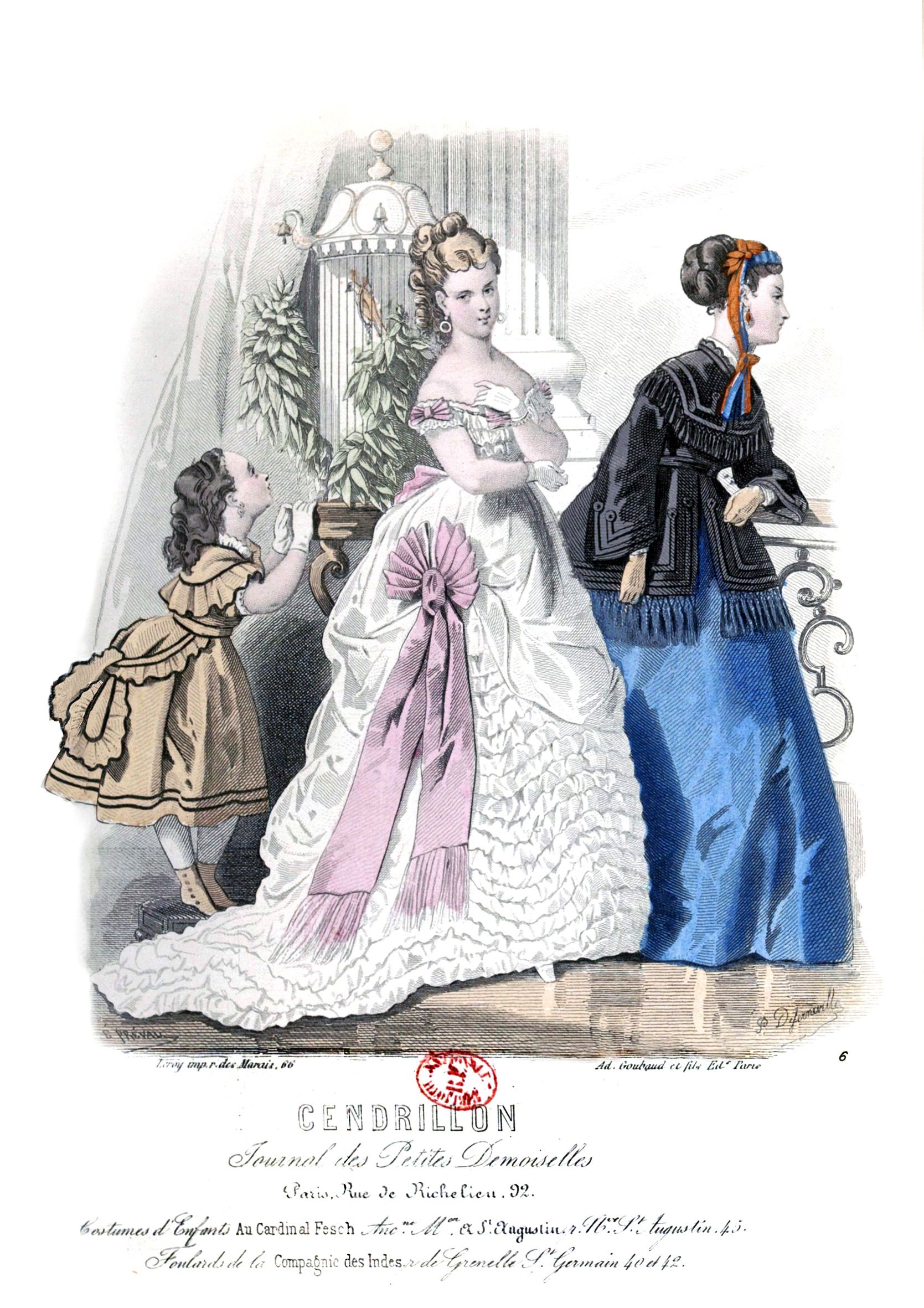 The Victorian Age: 6 (History of Costume and Fashion)