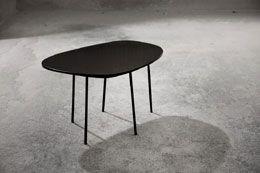 5-legged little table by Pasila Design