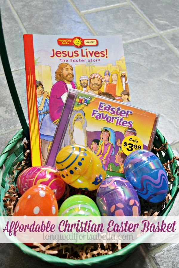 Palm sunday craft and study for preschoolers christian easter affordable christian easter basket fcblogger negle Image collections