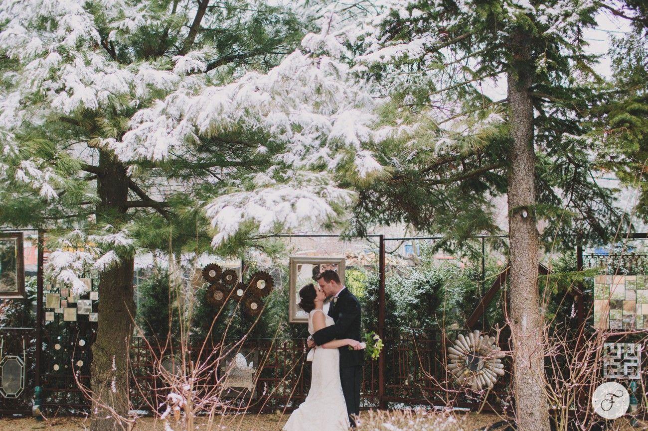 Winter Wedding At Stone House Stirling Ridge In Warren Nj