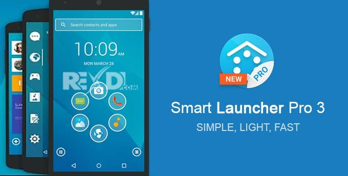 Smart Launcher Pro 5 v5 APK Unlocked Paid App, Smart
