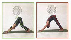 Photo of HIER sind typische Fehler in Yoga-Übungen, die nicht nur für Anfänger sind. Falsch …