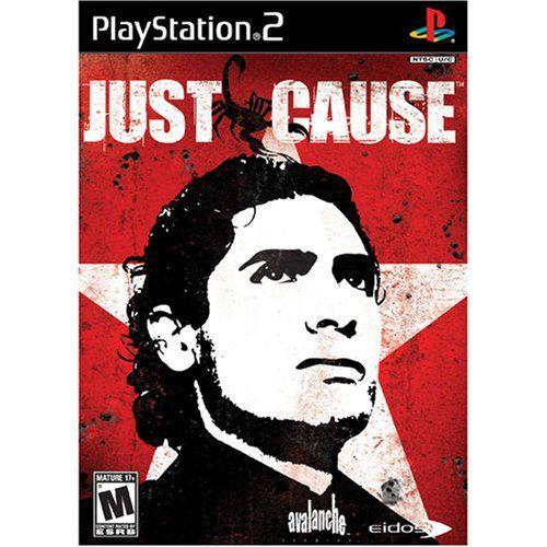 Just Cause Ps2 Videojuegos Gamers