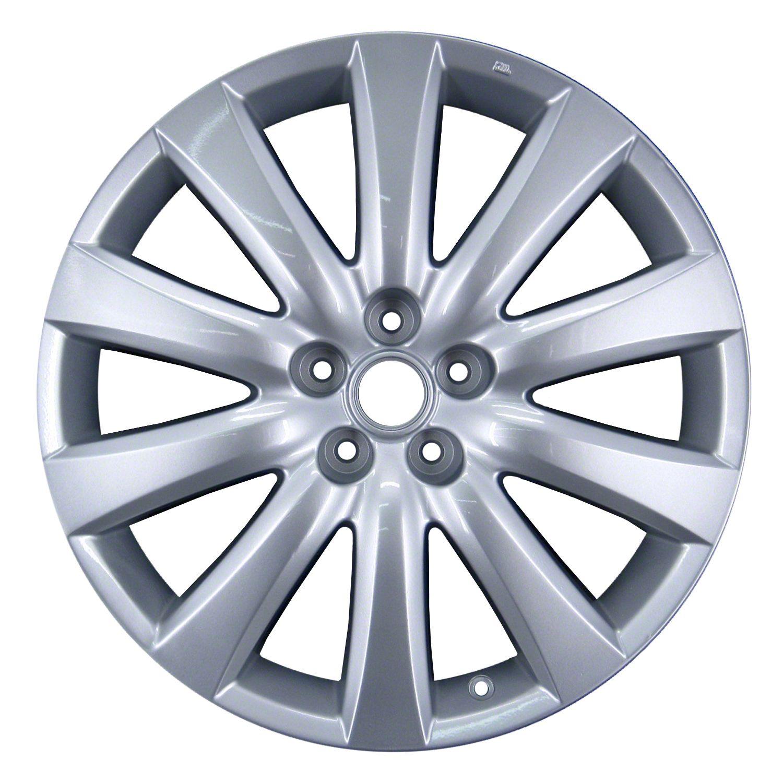 Oem Reman 20x7 5 Alloy Wheel Light Smoked Hypersilver Full Face Painted 64900 In 2020 Alloy Wheel Wheel Aluminium Alloy