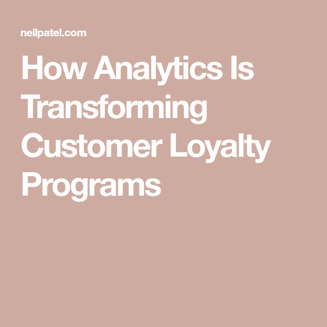 Literature review on customer loyalty programs