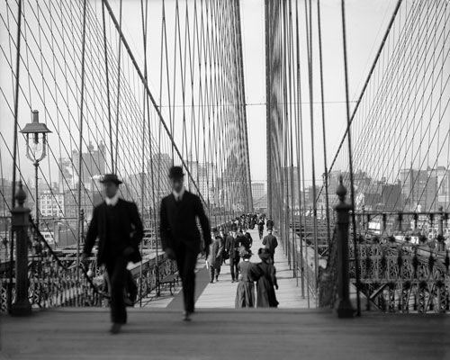 NYC in 1900