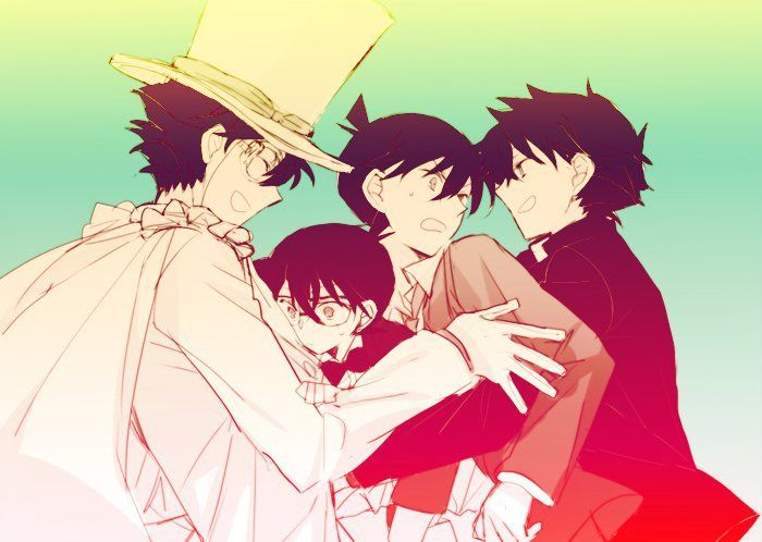 Conan/Shinichi | Shared Folder | Detective Conan Español Amino