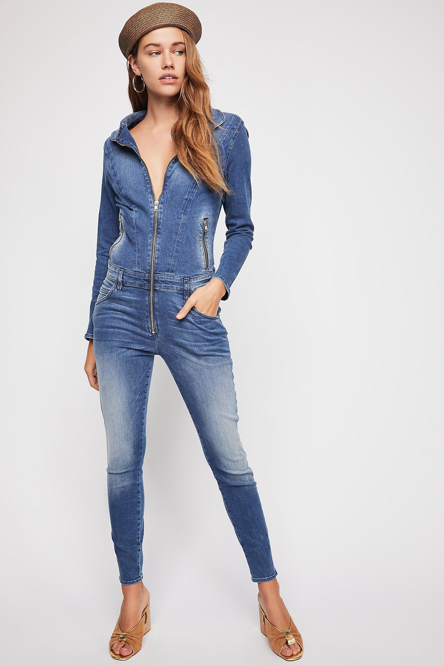 0978ab7340b1 Etienne Marcel Long Sleeve Jumpsuit